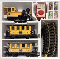 LG&B Personenzug Set (Passenger train set), 230 Volt