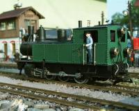 RhB Dampflok (Steam locomotive) 20