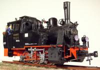 "99 4511 ""Das Meppel"" Steam locomotive"