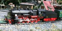 DRG Dampflok (Steam locomotive) BR 58.4