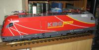 KBG Taurus E-Lok (Electric locomotive)