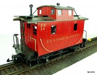 Guayaquil - Quito Caboose