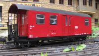 HSB Packwagen (Baggage car) 904-162
