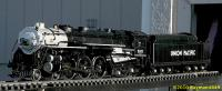 Union Pacific Dampflok (Steam locomotive) J1e Hudson 5332