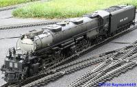 Union Pacific Dampflok (Steam locomotive) Big Boy 4000